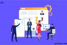 Job & Career Website Design Company in Gorakhpur