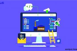 Manufacturing & Equipment Website Design in Sonipat